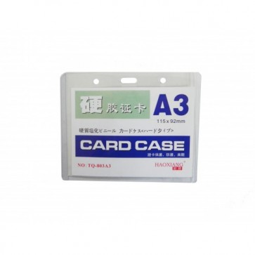 OFFICES AND SCHOOL ID CARD CASE – CARD HOLDER A3 / 115MM X 92MM