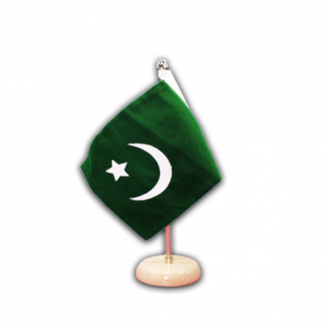 BEST TABLE FLAG HOLDER – PAKISTAN TABLE FLAG
