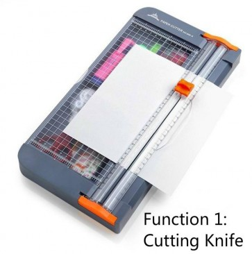 PAPER CUUTER – PAPER TRIMMER – PAPER CUTTER WITH STATIONERY CASE
