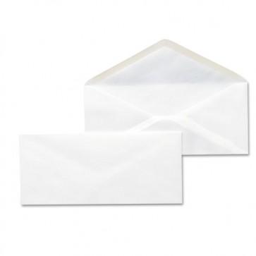 WHITE ENVELOPE 9X6