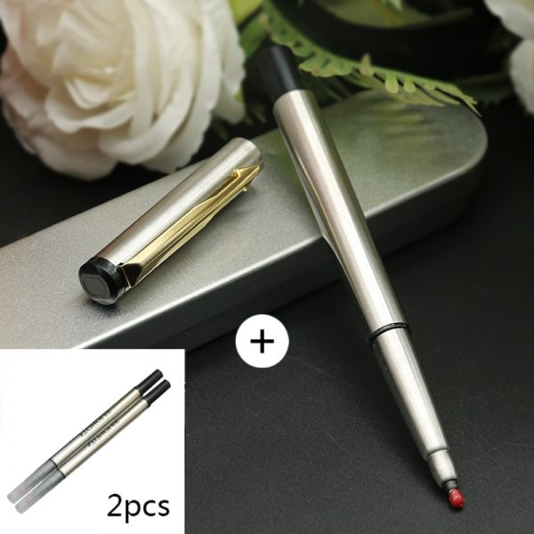 New Come Pen Stationery 2021 Promotion Pens STOHOLEE Brand Roller Pen Office Supplies As Same as Parker Quality