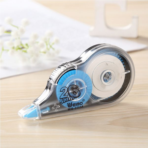 882A Kawaii White Out Corrector Correction Tape Promotional Gift Stationery School Office Supply